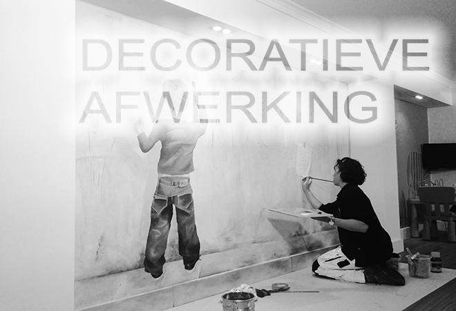 Decoratieve afwerking